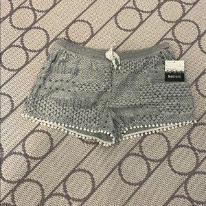 Gray Kensie Shorts